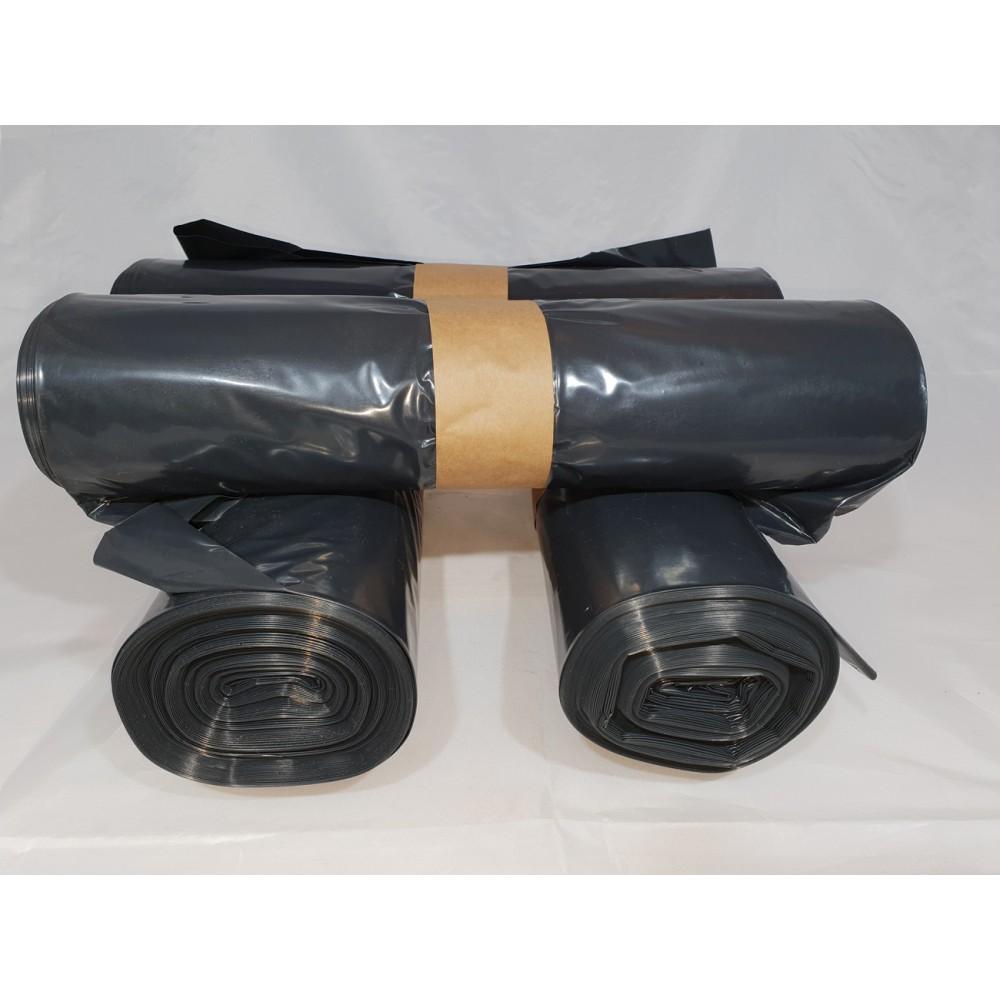"26"" x 44"" Biodegradable Heavy Duty Bin Bags  52 Micron x 25 Bags"