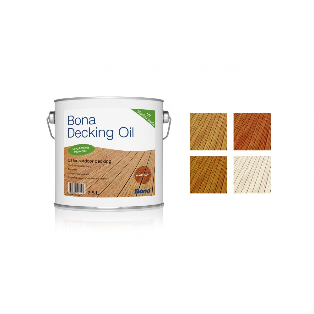 Bona Decking Oil 2.5L