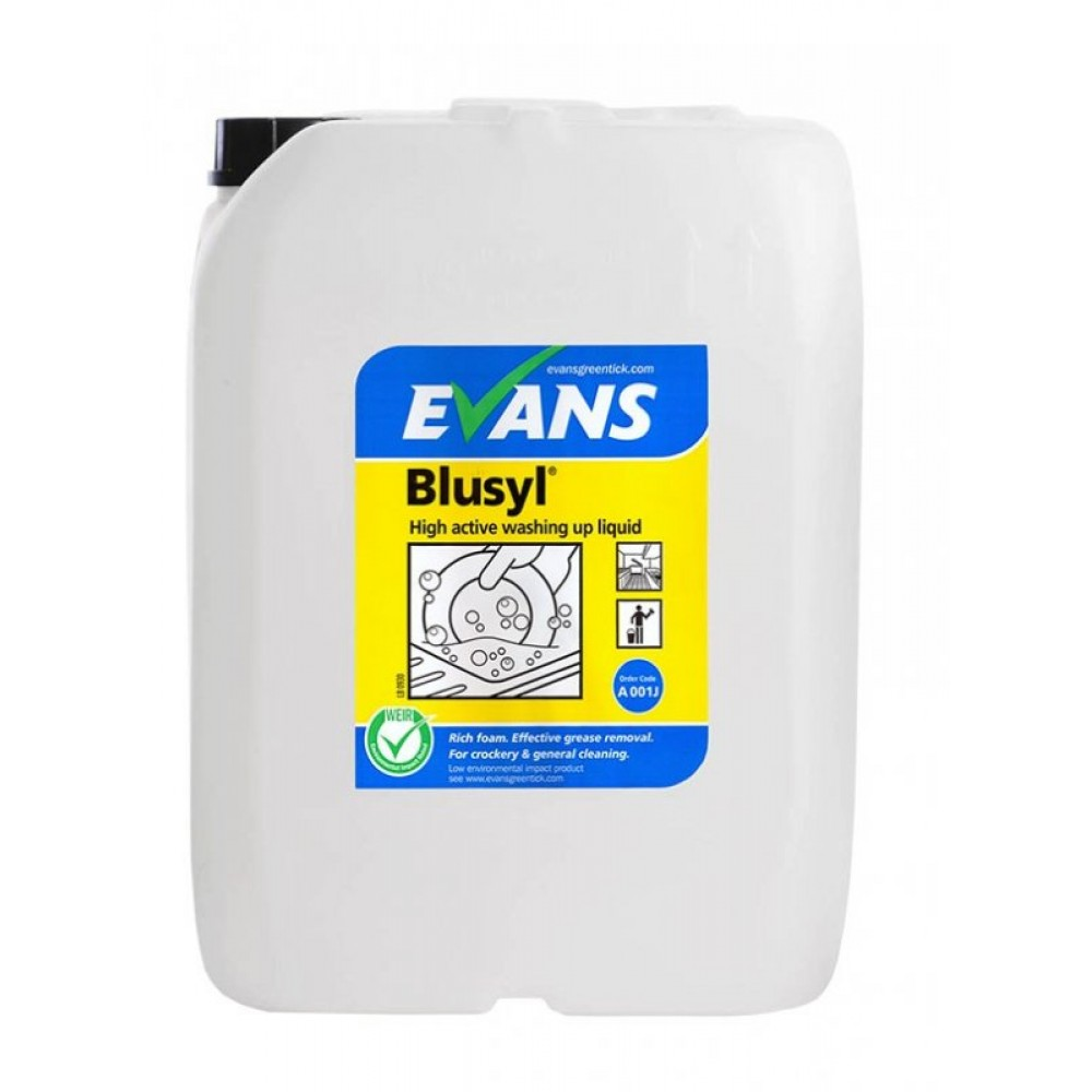 Blusyl Washing Up Liquid 10L