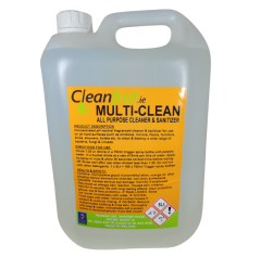 Cleanfast Multi Clean All Purpose Sanitizer 5L