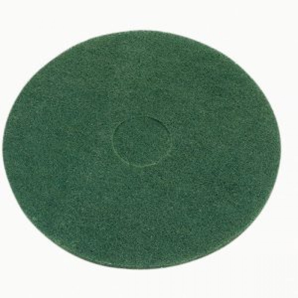 "17"" Green Floor Pad"