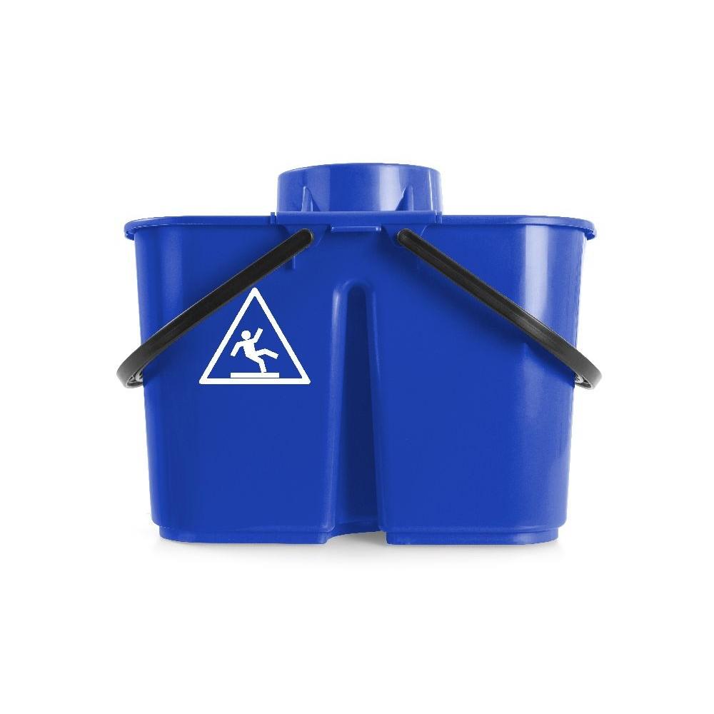 8+6 L Mop Bucket With Squeezer