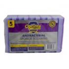 Optima Guardian Antibacterial Sponge Scourers