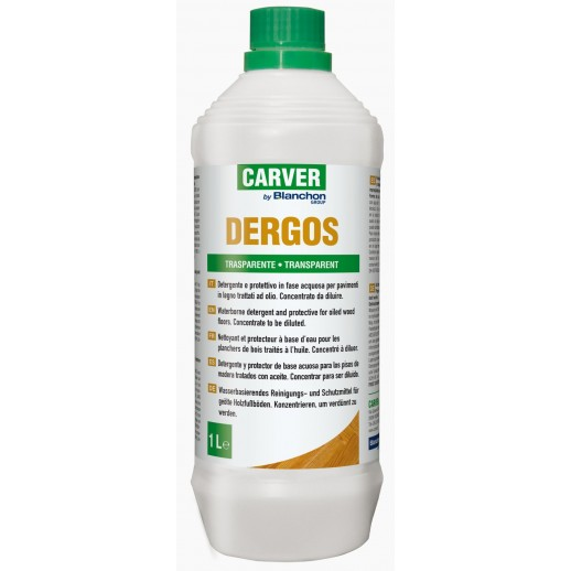 Carver Dergos | Concentrated Oiled Floor Cleaner
