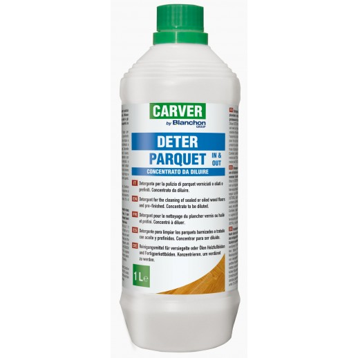 Carver Deter Parquet   Heavy Duty Cleaner For Parquet Floors