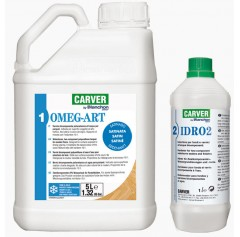Carver Omeg-Art Two Component Polyutherane Floor Lacquer