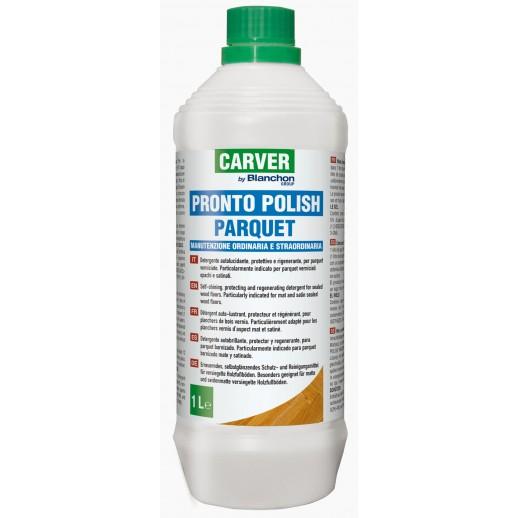 Carver Pronto Wood Floor Polish | Self Shining Polish 1L