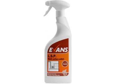 Evans L.S.P Liquid Spray Polish | Furniture Polish