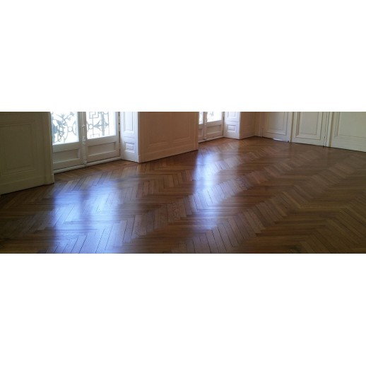 Carver Matt | Solvent-Based Two-Component Floor Lacquer