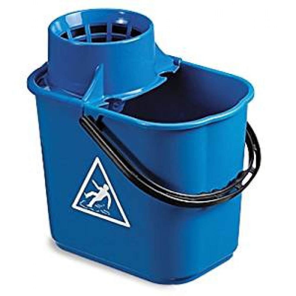12 L Mop Bucket With Squeezer