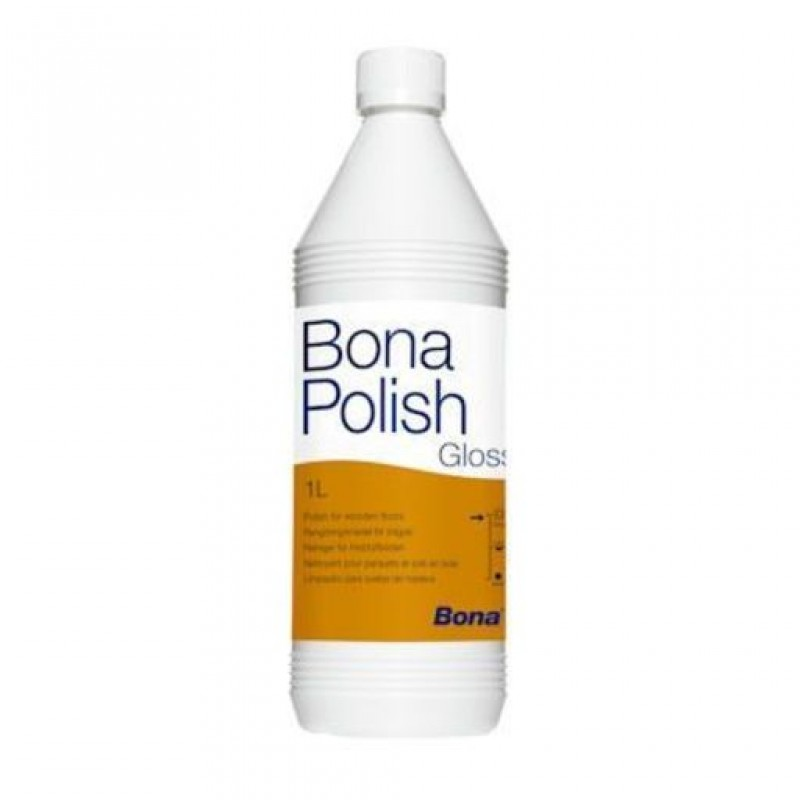 Bona Wood Floor Polish Gloss Premium Water Based Wood