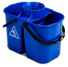 8+6 L Mop Bucket With Squeezer