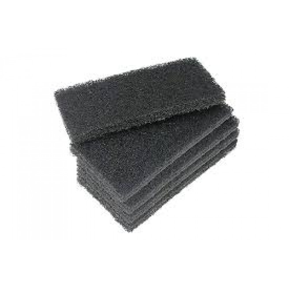 Black Edging Pad