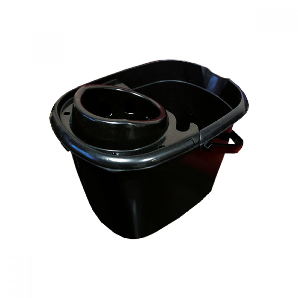 15ltr Eco Mop Bucket Black