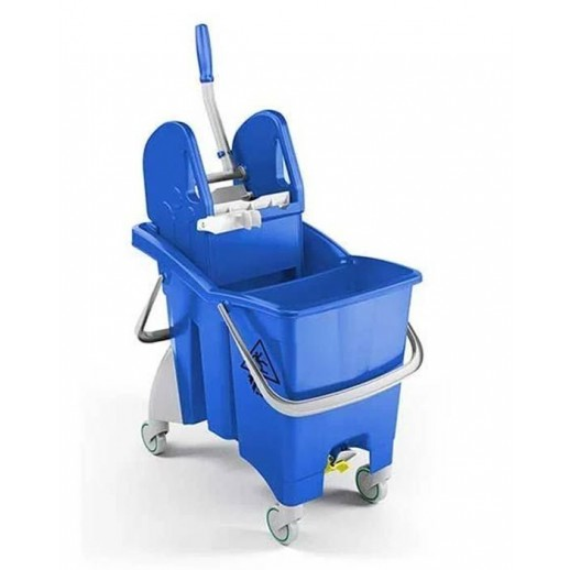 Action-Pro 30 Litre Double Bucket Mopping System