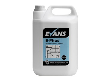 E-Phos Toilet Cleaner And Descaler