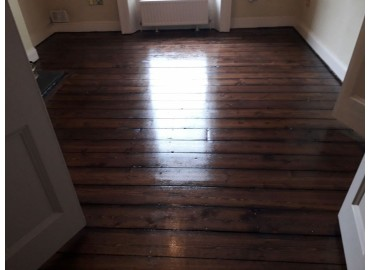 Tover Light Walnut Wood Stain