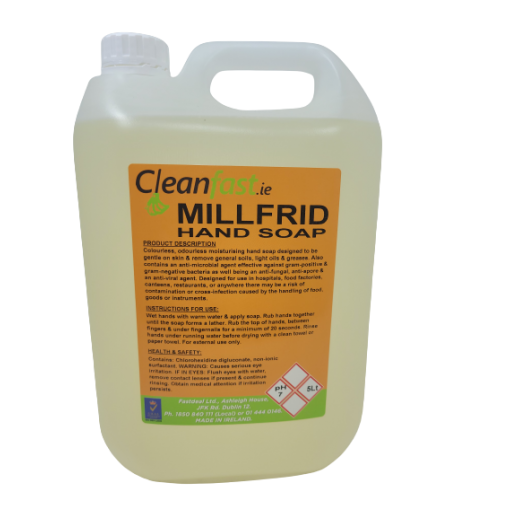 Cleanfast Millfrid Anti-Bac Hand Soap