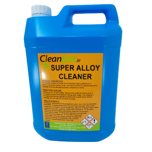 Cleanfast Super Alloy Cleaner