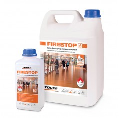 Tover Firestop - Fire Resistant Two Pack Water Based Floor Lacquer