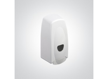 Maintaining Hygiene Standards With The Dolphin Excel Bulk Fill White Soap Dispenser
