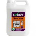 Evans Clean Fast Washroom Cleaner 750ML