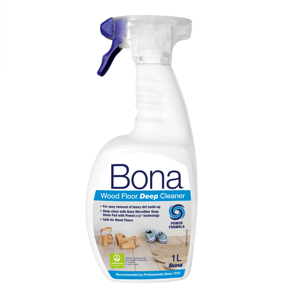 Bona OxyPower Wood Floor Deep Cleaner Spray