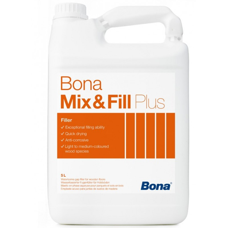 Bona Mix And Fill Plus Quality Water Based Gap Filler
