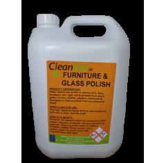 Cleanfast Glass & Furniture Polish 5L