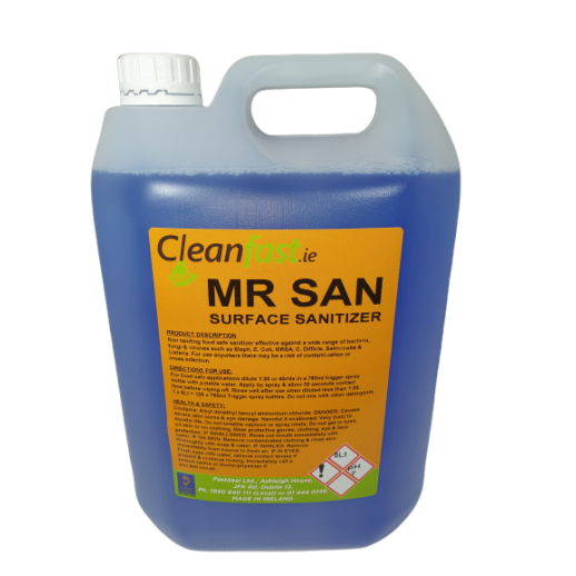 Cleanfast Mr San Food Safe Sanitizer