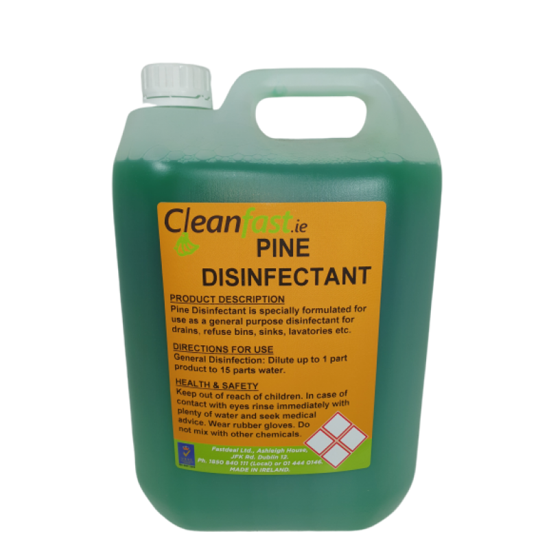 Cleanfast Pine Disinfectant Affordable Universal