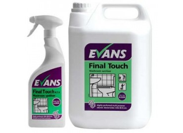 Evans Final Touch Washroom Maintainer