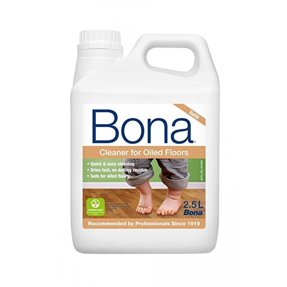 Bona Oiled Floor Cleaner 2.5L