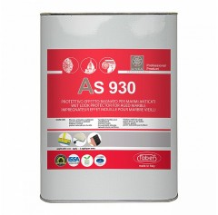 Faber AS 930 Stain Proof, Solvent Based, Gloss Wax For Marble, Granite & Natural Stones