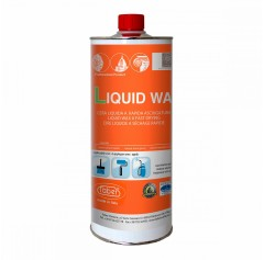 Faber Liquid Wax 1L - Solvent Based Marble & Natural Stone Sealant