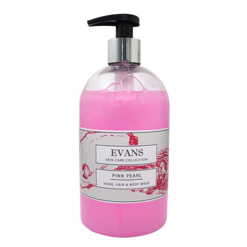 Pink Pearl Hand Soap 500ml Luxury Hand Soap From Evans