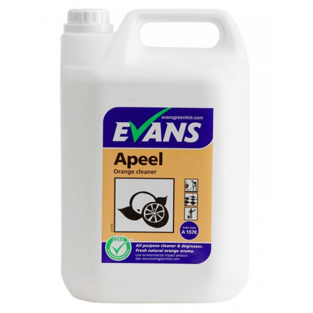 Apeel Hard Surface Cleaner 5L