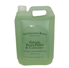 Cleanfast Ginger, Black Pepper & Cardamom Hand Soap