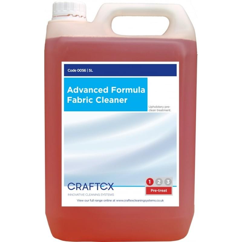 Craftex Advanced Formula Fabric Cleaner 5l