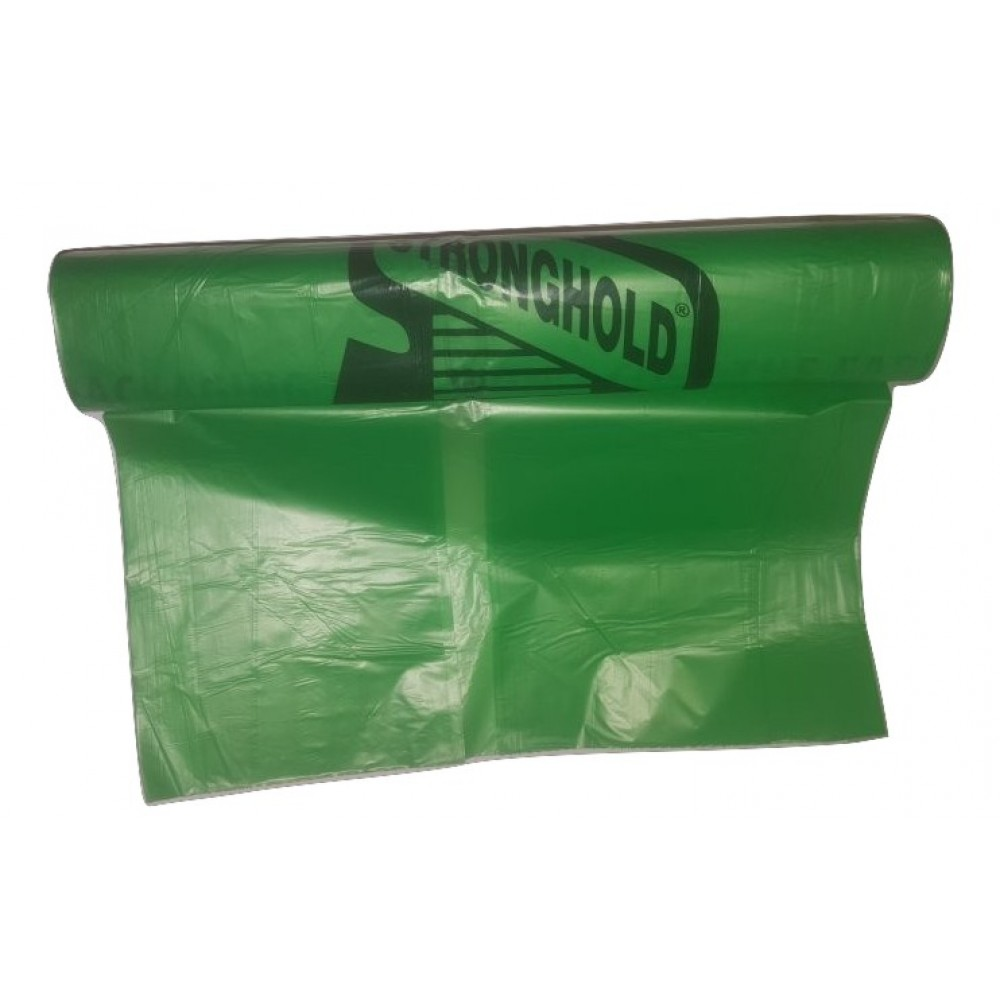 Biodegradable Green Compactor Refuse Bags