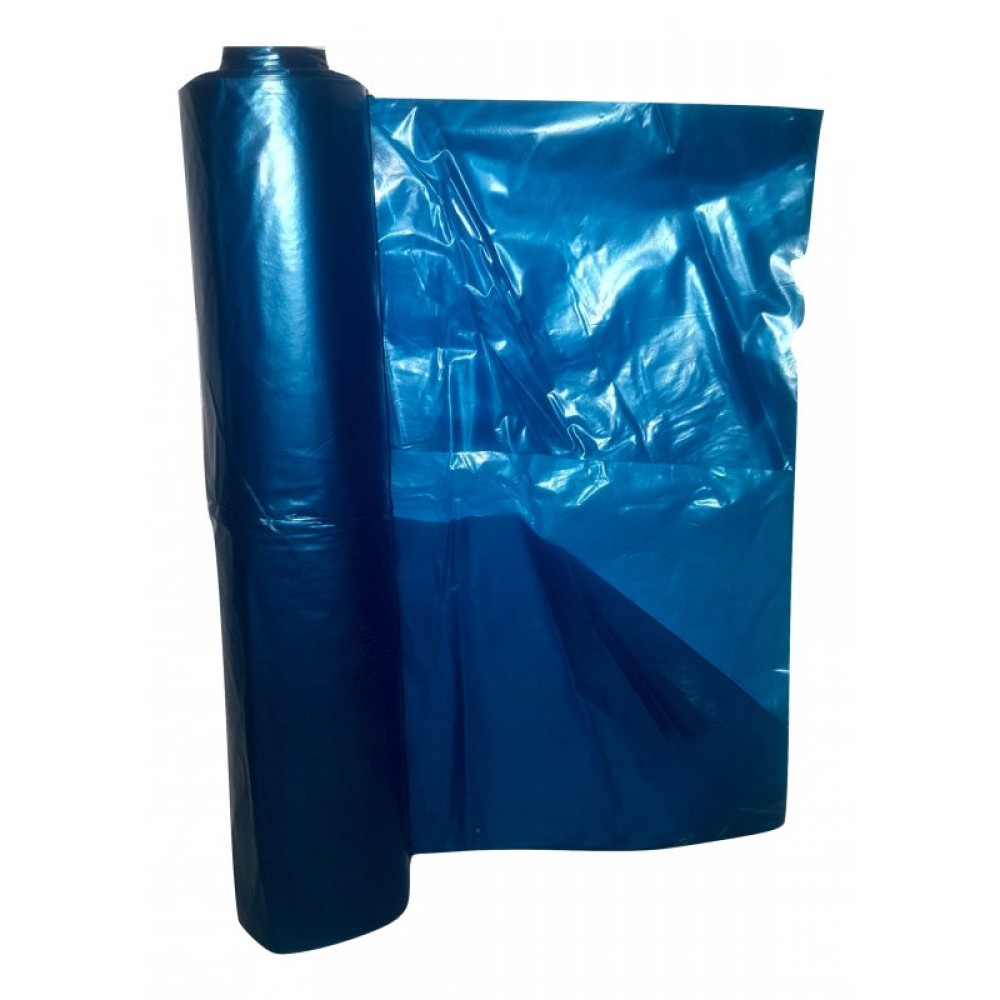 Biodegradable Blue Refuse Bags
