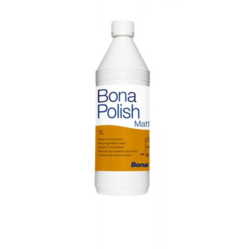 Bona Wood Floor Polish Matt Quick Drying Universal