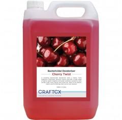 Craftex Cherry Twist Bactericidal Deodoriser 5L