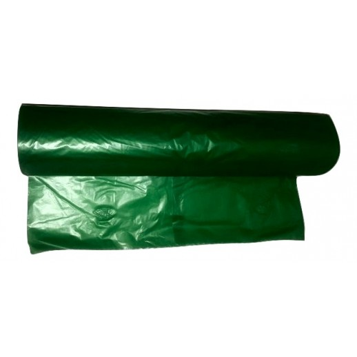 Biodegradable Green Refuse Bags 22 Micron