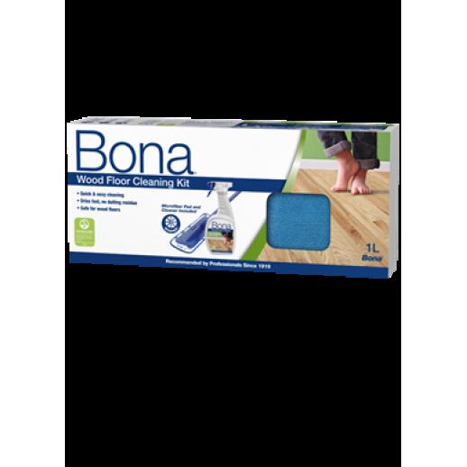 Bona Wood Floor Cleaning Kit
