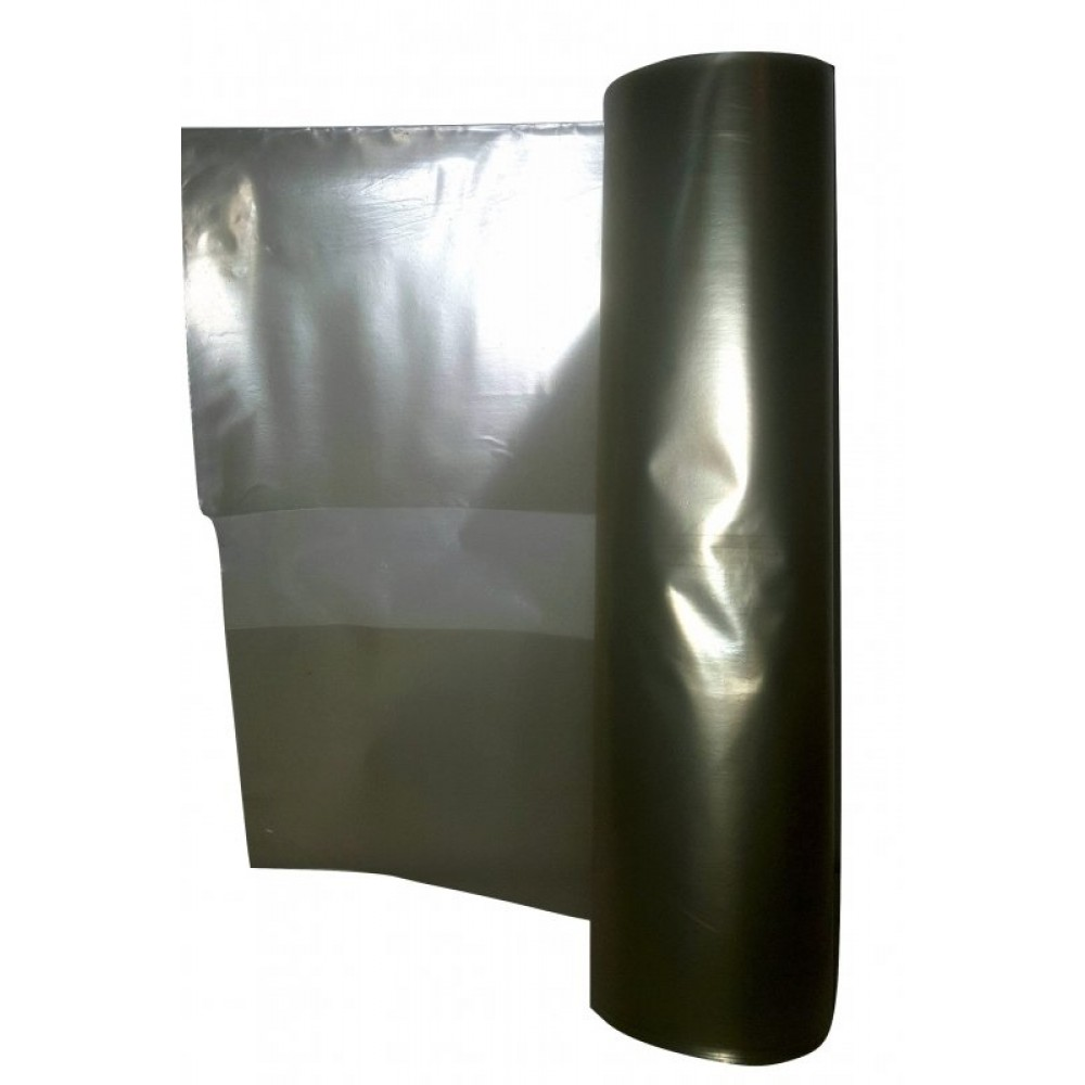 Biodegradable Heavy Duty Clear Refuse Bags On Roll x 25 Bags