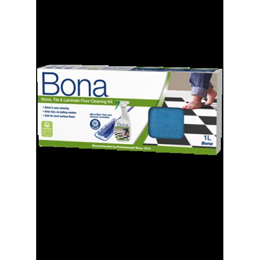 Bona Tile Laminate Cleaning Kit Easy To Use Floor
