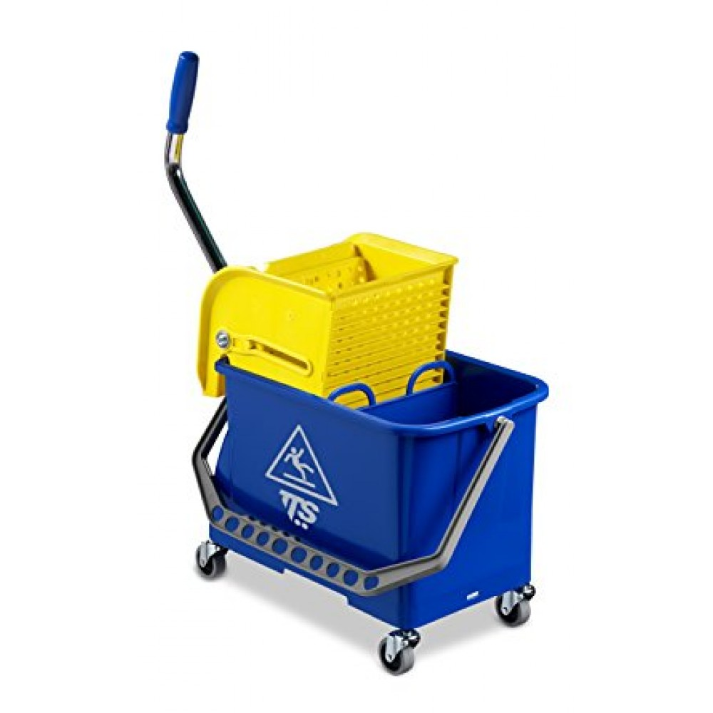 20 L Double Bucket With Wringer