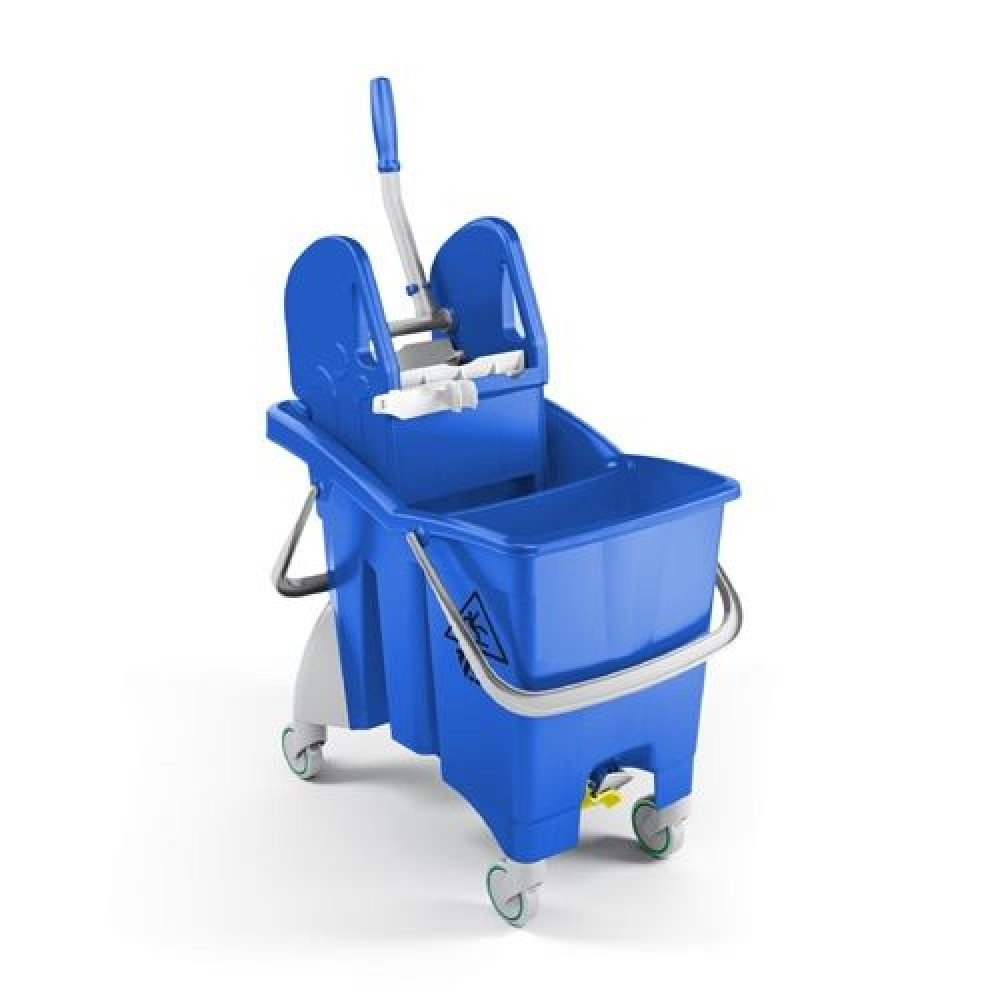 Action Pro 30ltr Mop Bucket With O-Ke