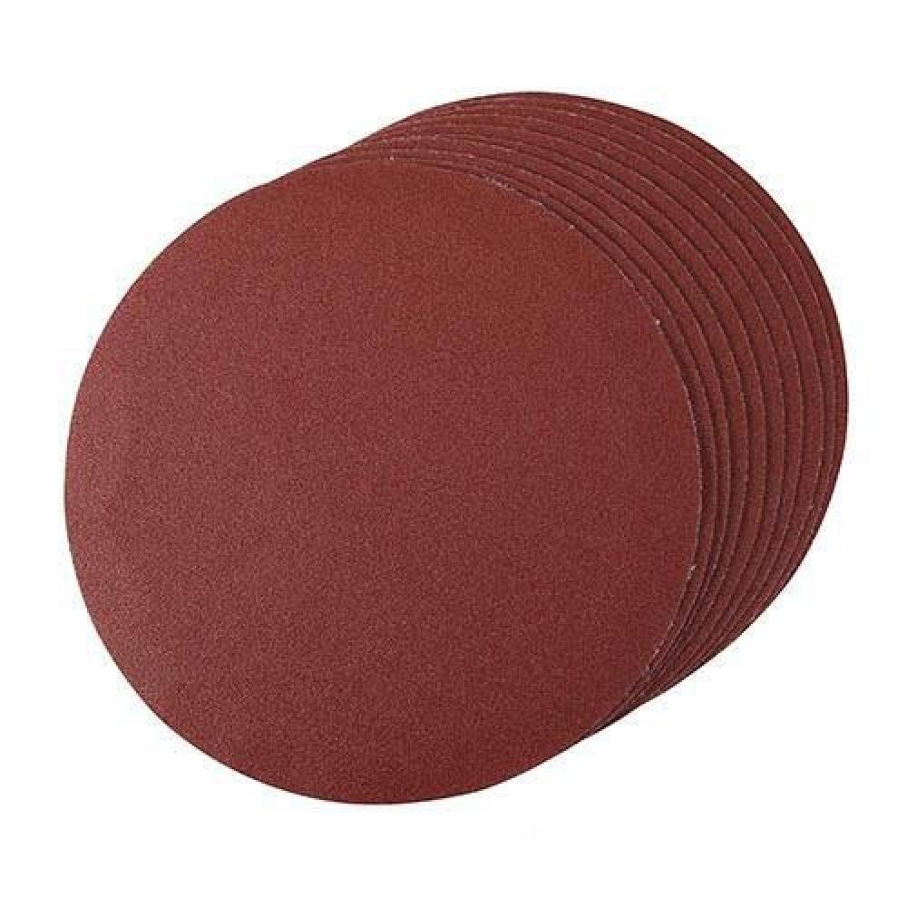 180 mm Velcro Discs - 120 Grit - Sanding Discs
